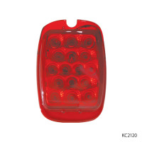 1940-53 TAIL LAMP REPLACEMENT PARTS │ KC2120