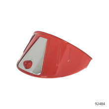 ACRYLIC HEAD LAMP VISORS | 92484