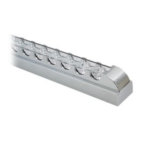 "20"" SPYDER LED LIGHT BAR WITH CHROME BEZEL 