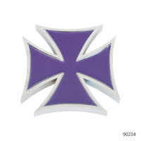 IRON CROSS ACCENTS WITH STICKER | 90244