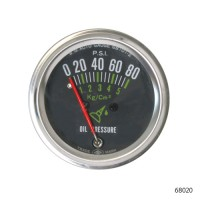 PSI OIL PRESSURE GAUGE | 68020