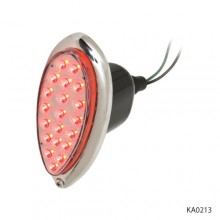 1938-39 TAIL LAMP ASSEMBLIES | KA0213