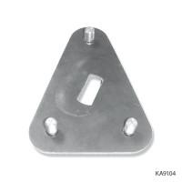 SPARE TIRE SIDE MOUNTS   KA9104