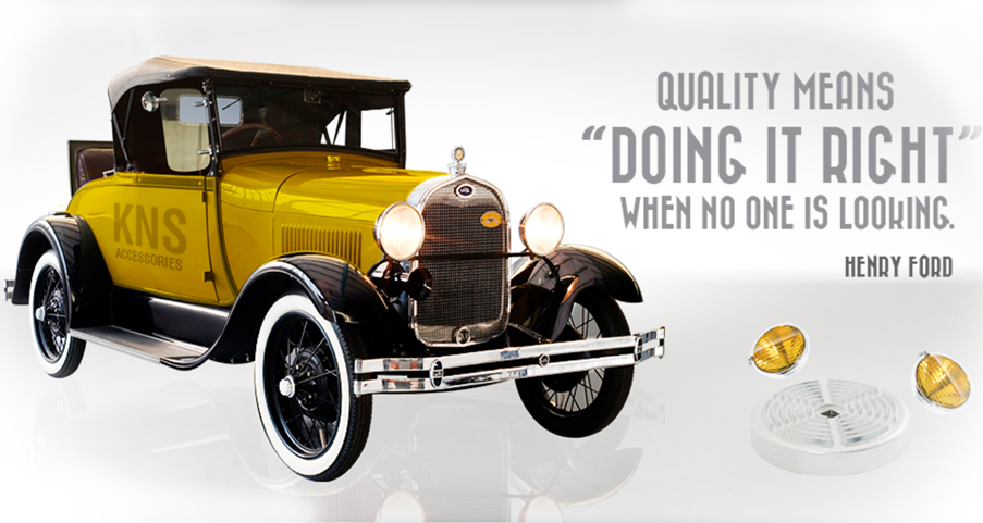 KNS Accessories | Manufacturer & Distributor of Quality Antique Auto ...