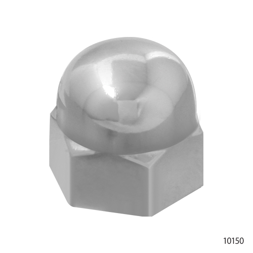 car accessories list chrome steel nut cover 10150 kns accessories 10150