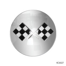 CHROME PLATED CENTER CAPS AND INSERTS | KC6027