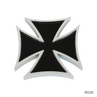IRON CROSS ACCENTS WITH STICKER | 90230