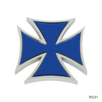 IRON CROSS ACCENTS WITH STICKER | 90231