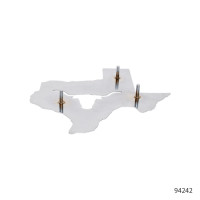 TEXAS MAP CUT OUTS | 94242