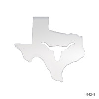 TEXAS MAP CUT OUTS   94243