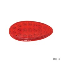 1938-39 TAIL LAMP REPLACEMENT PARTS | KA0210